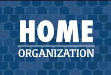 Home Organization / Tips and tricks for maximizing all your small spaces can be found here. Whether you are living on a Military Base or setting up your dream-home, this advice is for you. / by Veterans United