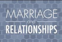 Marriage and Relationships: Advice on Keeping the Love alive / Military relationships face challenges that civilian relationships struggle understanding. Here you can find advice direct from Military Spouses that have been down the road before and can offer you sympathy and helpful words. / by Veterans United