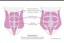 Fixing Your Tummy + Pelvic Floor / Flatten your tummy, lose pregnancy weight + find your body confidence - for Mamas everywhere + however long ago you had your babies! #diastasis #coreexercise #abexercises #pelvicfloor #mutusystem