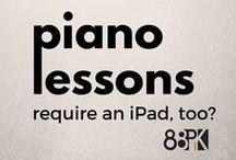 Keys to Piano