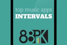 Music Apps / Top apps for integrating the iPad and music apps in the piano studio