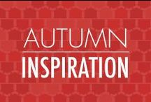 Autumn Inspiration / Food, decor and crafts for the Fall season!  / by Veterans United