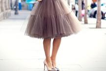 for the wardrobe / by andrea cruz