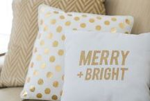 Christmas Decor / Everything you need to decorate for Christmas!