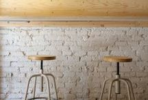 Guest Pinner: Helen Powell of Design Hunter / Industrial Interiors; Helen Powell shares her picks of the best industrial interiors goodness. designhunter.co.uk