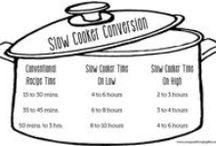 Slow Cooker Recipes / by Jeanne Smith