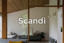 Scandinavian Interior Design | made.com / White wooden floors, clean lines and monochrome patterns. Scandi interiors are all about simplicity, utility and beauty - here's some ideas to give your home the perfect Nordic vibe.