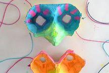 """""""Carnaval et Mardi Gras"""" Activités Enfants"""
