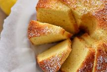 Bizcochos - Non frosted cakes / Easy and simple cakes