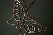 Jewelry DIY / Jewelry other than bracelets and necklaces (for which I already have specific boards)