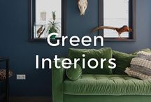 """Green Interior Ideas 