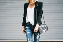 Work Week Chic / My style faves for the work week / by Samantha Leslie