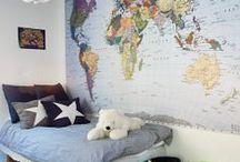 Inspiration chambres d'enfant / Kids room inspiration