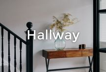 Hallway Design Ideas | made.com / First impressions count. It could stay a plain ol' corridor. Or, you could turn your hallway into a cool, clever space. One that stores all your out-the-door essentials, and sets the tone for the rest of your home. It just takes some hallway-helpers like coat hooks, a shoe cabinet, or a storage table. Make your hallway the style statement your home deserves with storage solutions, statement lighting, potted plants and picture wall inspiration.