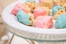 Baby Shower Ideas / Baby shower inspiration for a baby girl!