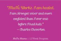 Testimonials / Words from the mouths of MUTU Mamas on MUTU System. #testimonials #diastasisrecti #postpartum #health #wellness