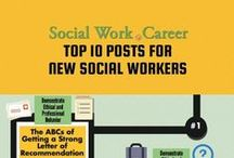 Social Work / Forms, research, ideas for social workers of all types.  If you would like to pin to this board to share resources with other social workers, message me your e-mail and I'll add you!
