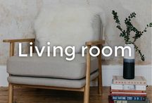 Living Room Ideas | made.com / A living room is your place to relax, so you'd better make it a good'un. Whether you're in need of some stylish seating or contemporary storage, we've got just the thing to inspire you.