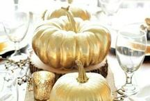 Thanksgiving Decor / Everything you need to decorate for Thanksgiving!
