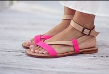 Shoes: Sandals / Nothing screams summer quite like sandals do! I have shared some of my favorite summer sandals on this board!