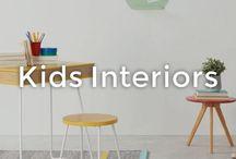 Kids Interior Ideas   made.com / Fun-sized MADE favourites for design-conscious kids.