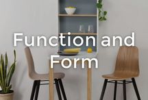 Functional Furniture / Let's get functional with furniture that goes the extra mile. These pieces do exactly what they say on the tin... and then some. Our range features tables, storage, lighting, and seating that fit into your lifestyle. Pretty nifty, huh?