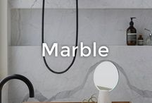 Marble Obsessed | made.com / You can't beat natural materials for a unique finish in your home. Variations in the colour and pattern of marble are part of its charm. Your piece is naturally one-of-a-kind.