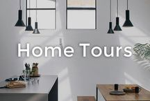 Home Tours | made.com / Peering into houses guilt-free? Yes please. Check out MADE.COM/Inspiration for more inspiring interiors, find tips on everything from styling to storage, and discover fresh ideas to transform your home.
