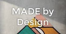 MADE by Design   made.com / At MADE, we work with talented creatives. From established designers to new emerging talent, we all share a passion for design-led interiors. Check out some of our exciting collaborations.