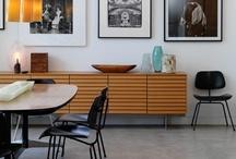 interior spaces / by Jodie Hurt