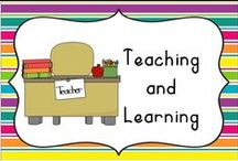 Teaching & Learning / by Elaine