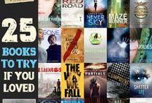 Books / by McKenzi South