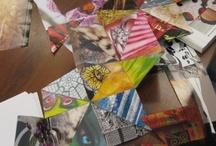 lesson ideas: bookbinding