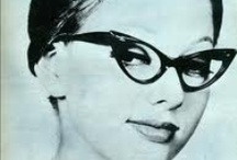 """Spectacular Spectacles / """"Boys DO make passes at girls who wear glasses."""" -Unknown / by NYC Recessionista"""