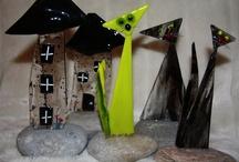 Fused glas / Glaskunst