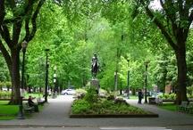 Portland, Oregon Parks / .
