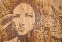 Woodburning, turning and more / by Amanda M Stevenson