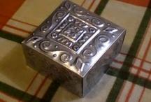Crafts - Metal work / by Amanda M Stevenson