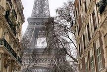 In love with Paris! / by Ashley Short