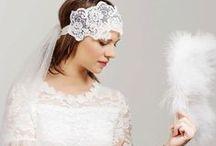 Wedding Hair Adornments