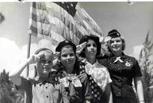 Girl Scout Throwbacks / Girl Scouts through the years!