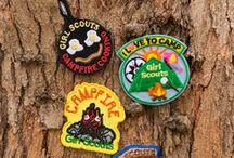Girl Scout Swag / Clothing, Patches, & More!