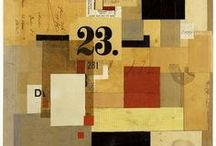 Art - Collage - Kurt Schwitters / Collage - Kurt Schwitters