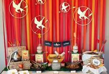 Hunger Games Birthday / Come hungry, be ready to play. Dress for the Capital or for the Reaping.