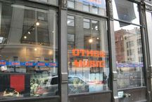 Record Stores / Independent Music Stores.