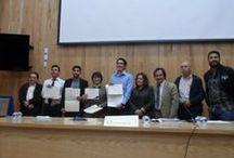 Ensayo de periodismo / Certamen de ensayo de periodismo por el aniversario XV de revista Zócalo, 2015.