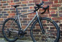 Titanium fietsen