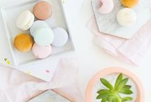 Sweet Treat Recipes & Ideas / Easy ideas for those looking for sweet treat and dessert recipe inspiration. From multi award-winning home decor & interior design blog Apartment Number 4, designed to help you create a beautiful home on a budget.
