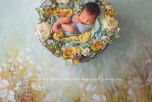 Babies: General / Baby portraits  / by The Naked Artisan Photography