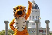 Truman the Tiger / The best mascot is Truman, follow our beloved tiger on campus.